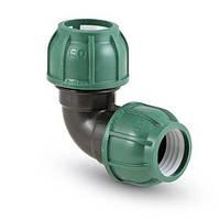 Колено для водопровода 50 Irritek (Ирритек) Италия