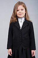 Пиджак для девочек младшего  школьного возраста П-28Д1