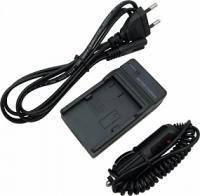 Зарядное устройство для фотоаппарата Canon BP-709 Extradigital Black (DV00DV1376)