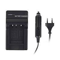 Зарядное устройство для фотоаппарата Olympus LI-40B/Nikon EN-EL10 Black (DV00DV2043)