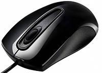 Мышка USB классическая Asus Mouse UT200 Glossy Black (90-XB0L00MU00040)