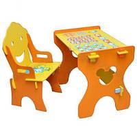Детская парта со стульчиком Bambi W 015-2