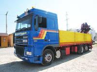 Аренда крана-манипулятора DAF 16 тонн в Днепропетровске, фото 1