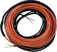 Теплый кабельный пол RATEY (Ратей).  55 метров., 4,1-8,2 м2.