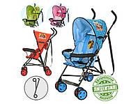 Детская прогулочная коляска, Маша и Медведь (0067-1)