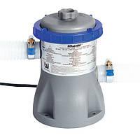 Электрический водяной насос для бассейна Bestway 58148, 220V, продуктивность 2006 л/ч