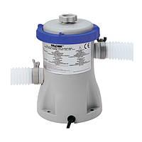 Фильтр насос для бассейна Bestway 58145, автоматический, 220В, производительность 1249 л/ч