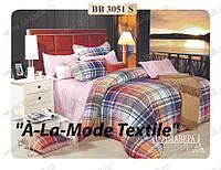 Комплект постельного белья Примавера 3051 двухспальный сатин люкс 4 наволочки