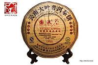 "Шу Пуэр ""Yunnan Yunxian 0652"" 2005 год 100г"