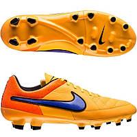 Бутсы футбольные NIKE Tiempo Genio Leather FG