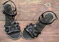 Босоножки женские кожаные в стиле греческий сандалии Wind Rose