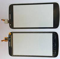 Тачскрин Huawei Ascend Y600-U20 сенсор чорний оригінальний