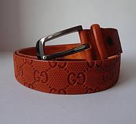 Ремень мужской Gucci - №1228