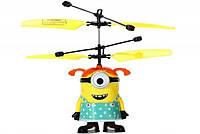 Игрушка Вертолет Летающий Миньон с Пультом