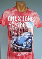 Дизайнерская футболка Daniel and Jones - №1086