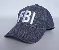 Кепка FBI - №1349