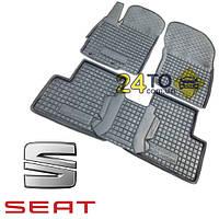 Автоковрики для SEAT Altea XL (Комлект в салон) (Avto-Gumm), Сиат Альтеа
