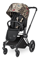 Прогулочная коляска Cybex Priam Lux Butterfly , 2016