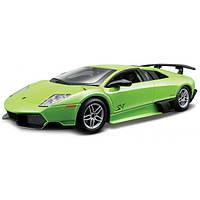 Bburago Авто-конструктор Bburago Lamborghini Murcielago LP670-4 SV (зеленый, 1:24) (18-25096)