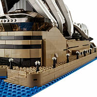 Пластмассовый конструктор LEGO Сиднейский оперный театр (10234)