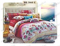 Комплект постельного белья Примавера 3060 двухспальный сатин люкс 4 наволочки