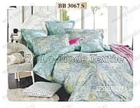 Комплект постельного белья Примавера 3067 двухспальный сатин люкс  4 наволочки