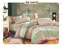 Комплект постельного белья Примавера 3069 двухспальный сатин люкс 4 наволочки