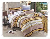Комплект постельного белья Примавера 3071 двухспальный сатин люкс 4 наволочки