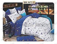 Комплект постельного белья Примавера 3073 двухспальный сатин люкс 4 наволочки