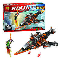 Конструктор Ninja Bela 10445 Небесная акула (аналог LEGO Ninjago 70601)