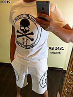 Мужской летний костюм 46-52