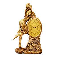Каминные часы Девушка Jibo 6302-R