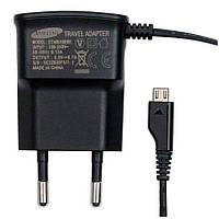Сетевое зарядное устройство Samsung micro usb ETAOU10