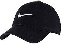 Бейсболка детская Nike New (черная)