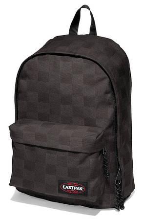 Строгий рюкзак 27 л. Out Of Office Eastpak EK76722L черный