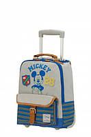 Чемодан на колесах детский Disney Legends 28C-08003, Backpack, 11л.