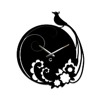 Часы на стену интересные  Peacock