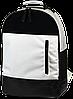 Рюкзак белый повседневный Basic NEW  на 18 л GUD 805