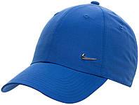Бейсболка  Nike голубая