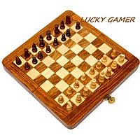 Набор шахмат настольная интеллектуальная игра с классическими фигурами GS110