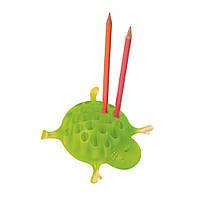 Подставка для карандашей и ручек Sebastiano Alessi Зеленая