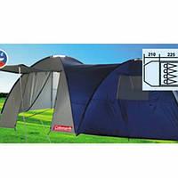 Большая палатка 4-х местная Coleman