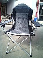 """Раскладное кресло """"кемпинг с матрасом"""" производство Китай"""