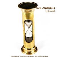 Маленькие песочные часы на 1 минуту из металла NTS5119