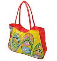 Красивая пляжная сумка для отдыха