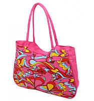 Гламурная пляжная сумка