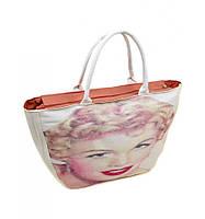 Женская пляжная сумка с фото