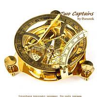 Часы солнечные с компасом магнитным NI234