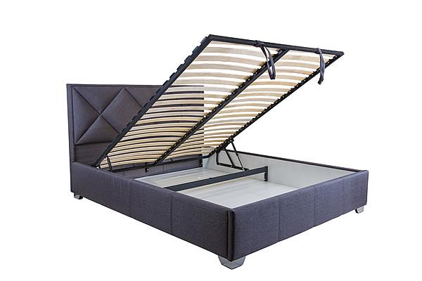 Двоспальні ліжка з підйомником