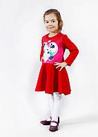 """Детское платье """"Милашка микки"""" на 4 года"""